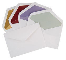 Lined Inner Wedding Envelopes