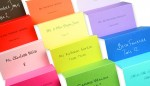 Colorful Blank Place Cards-Print Whatever You Like!