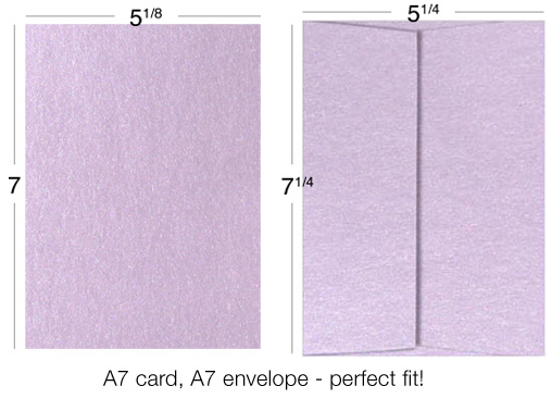 how to find the right envelope size for your invitation