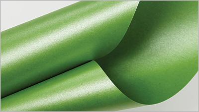 Stardream metallic green paper Fairway