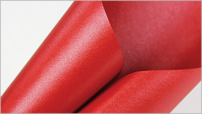 Stardream Jupiter red metallic paper