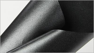 Black metallic paper, Stardream Onyx