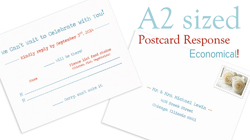 Doc.#600428: Rsvp Card Size Wedding – Wedding RSVP Envelopes (+73 ...