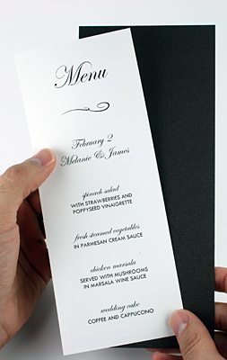 Tips To Make Layered Diy Invitations Amp Wedding Programs