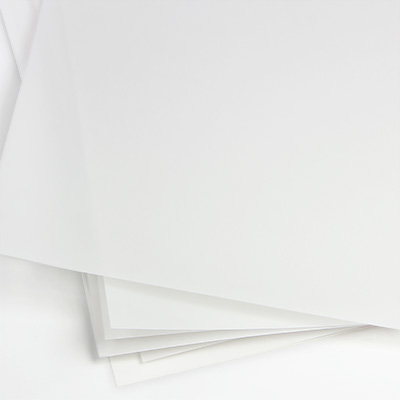 clear heavy weight vellum