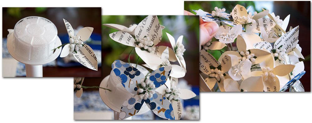create paper-flower-bouquet