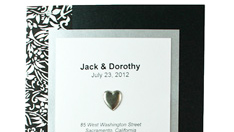 black and white damask program