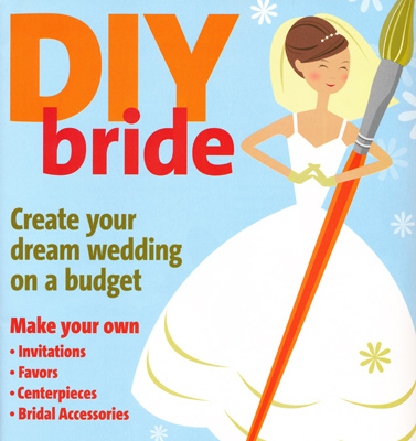 DIY Bride magazine 2011