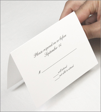 Printable rsvp card template DUŠAN ČECH
