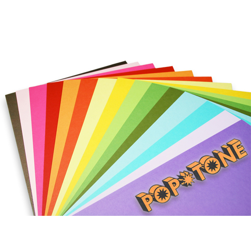 Pop-Tone paper array