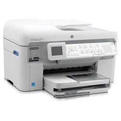 Printing Custom Size Cards In An Hp All In One Printer