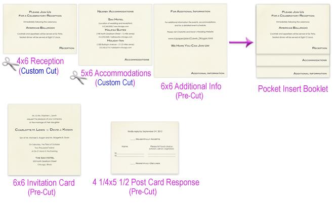 diy pocketfold wedding invitations instructions  diy, Wedding invitations